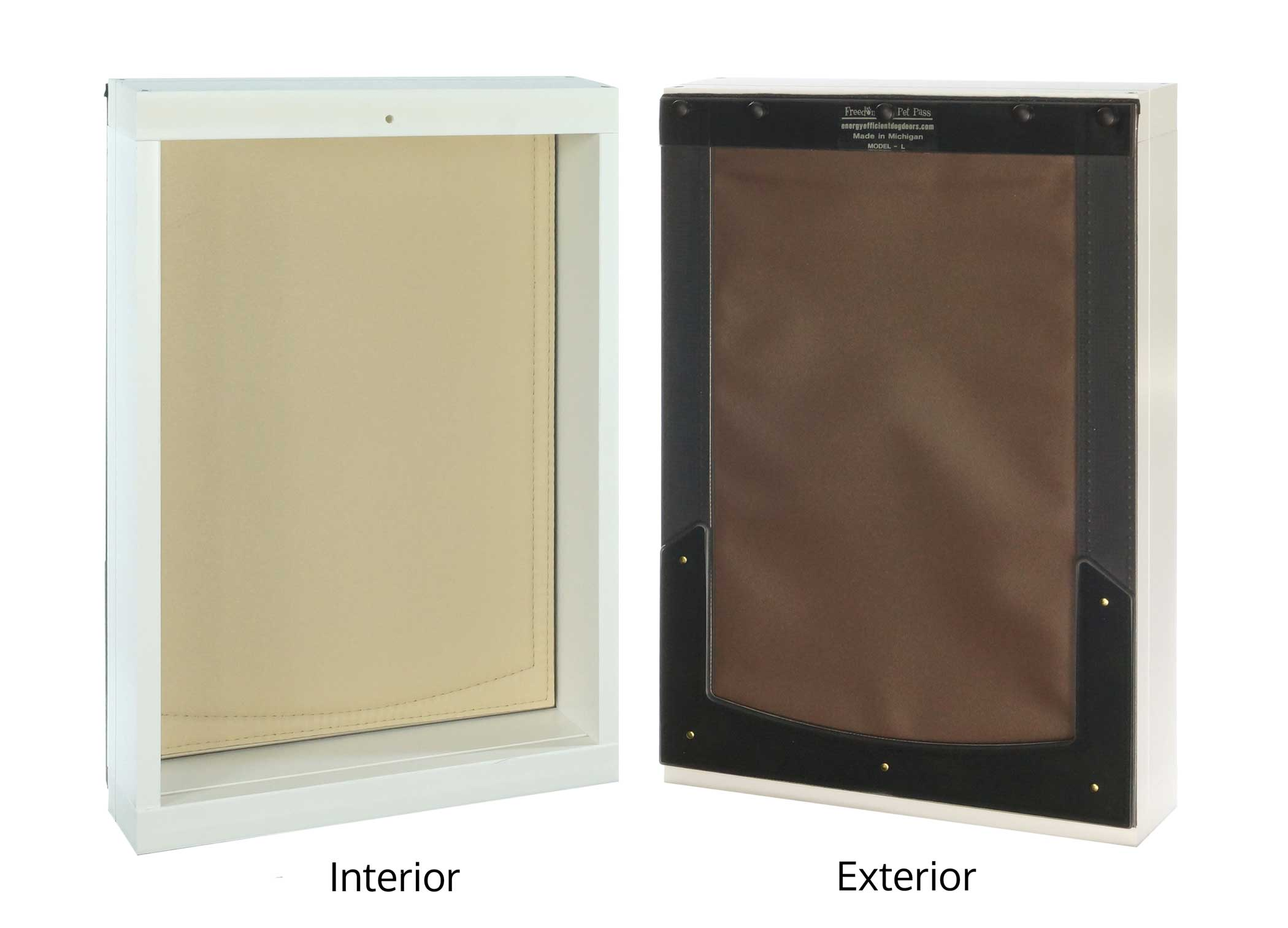 Insulated Pet Doors For Walls Dog
